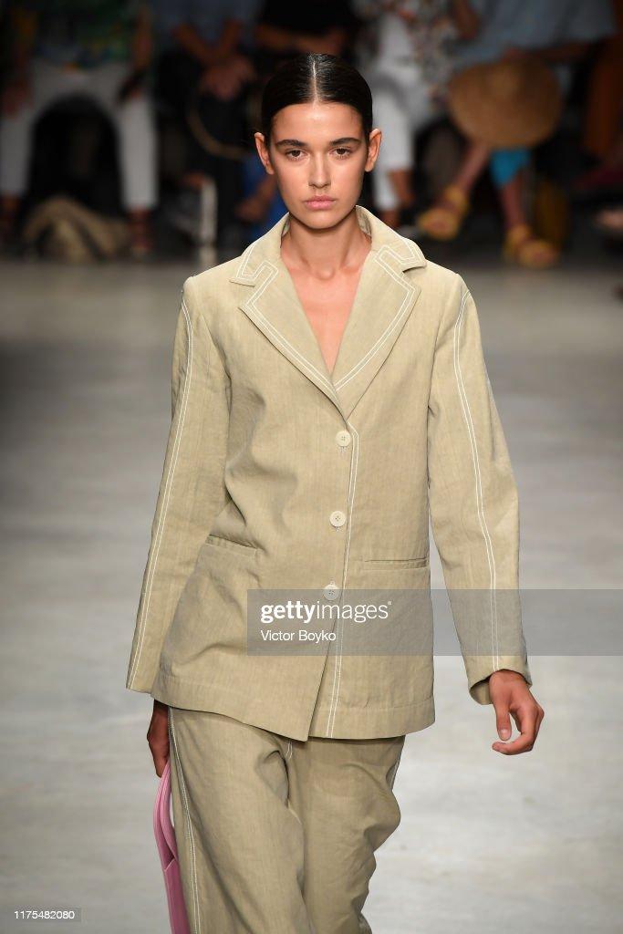 Marco Rambaldi - Runway - Milan Fashion Week Spring/Summer 2020 : Foto jornalística