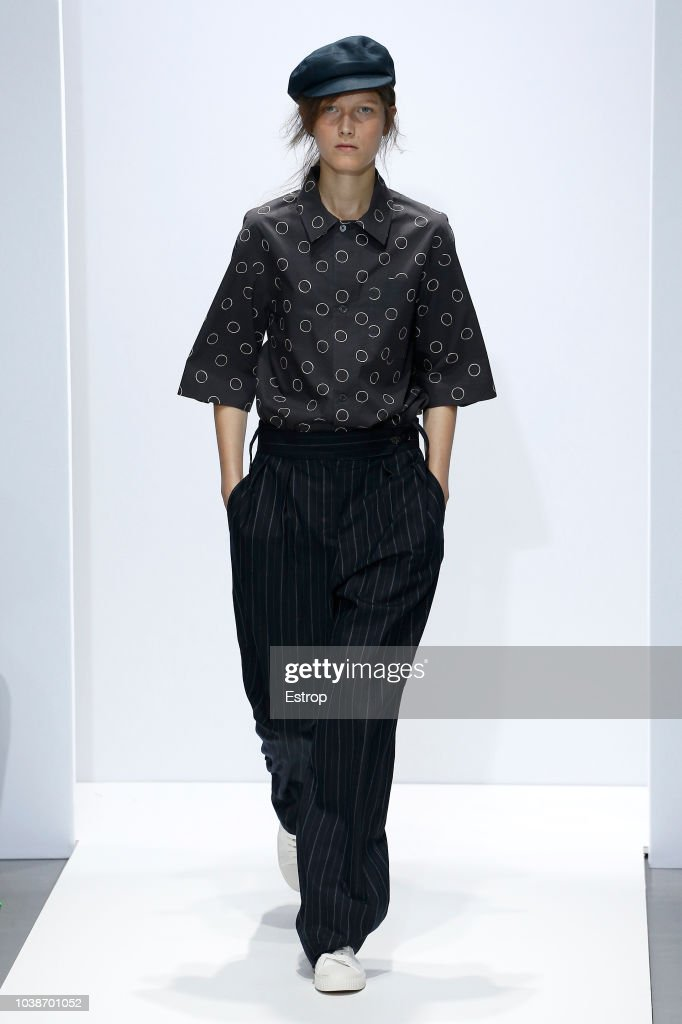 Margaret Howell - Runway - LFW September 2018 : ニュース写真