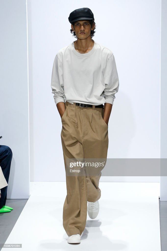 Margaret Howell - Runway - LFW September 2018 : News Photo
