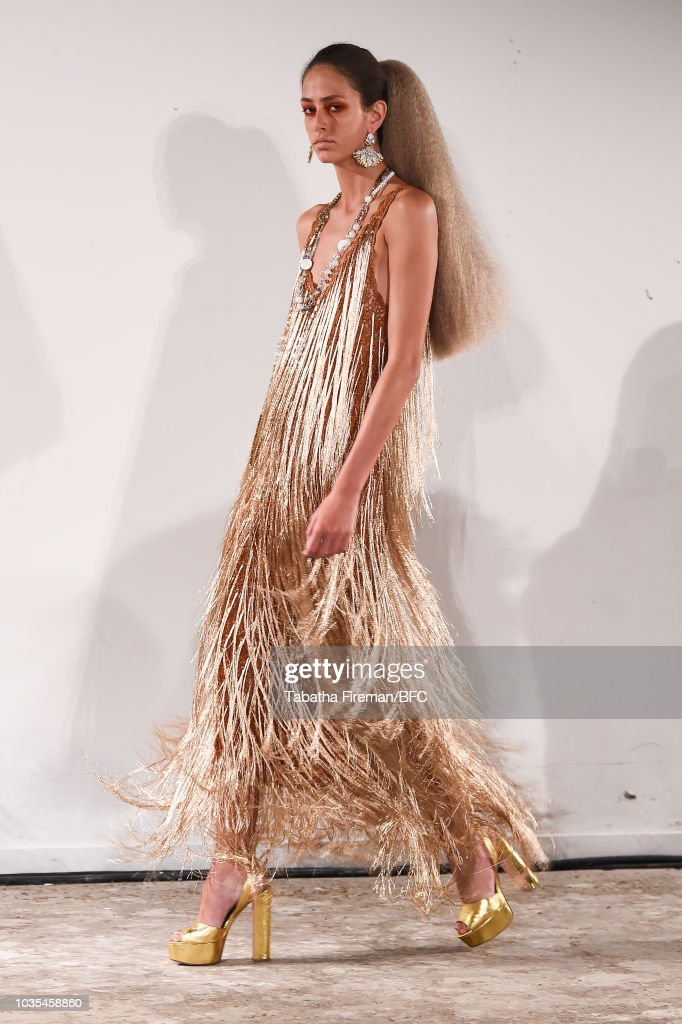 Mark Fast - LFW September 2018