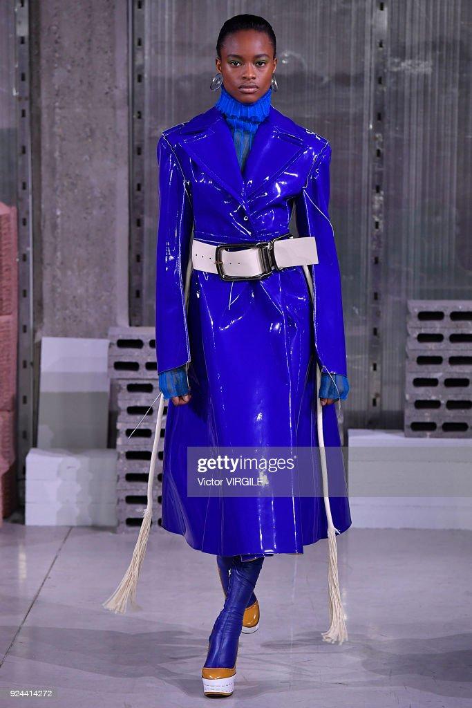 Marni - Runway - Milan Fashion Week Fall/Winter 2018/19 : ニュース写真