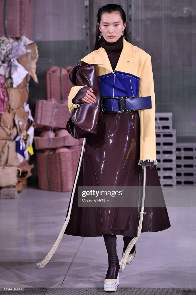 Marni - Runway - Milan Fashion Week Fall/Winter 2018/19 : News Photo