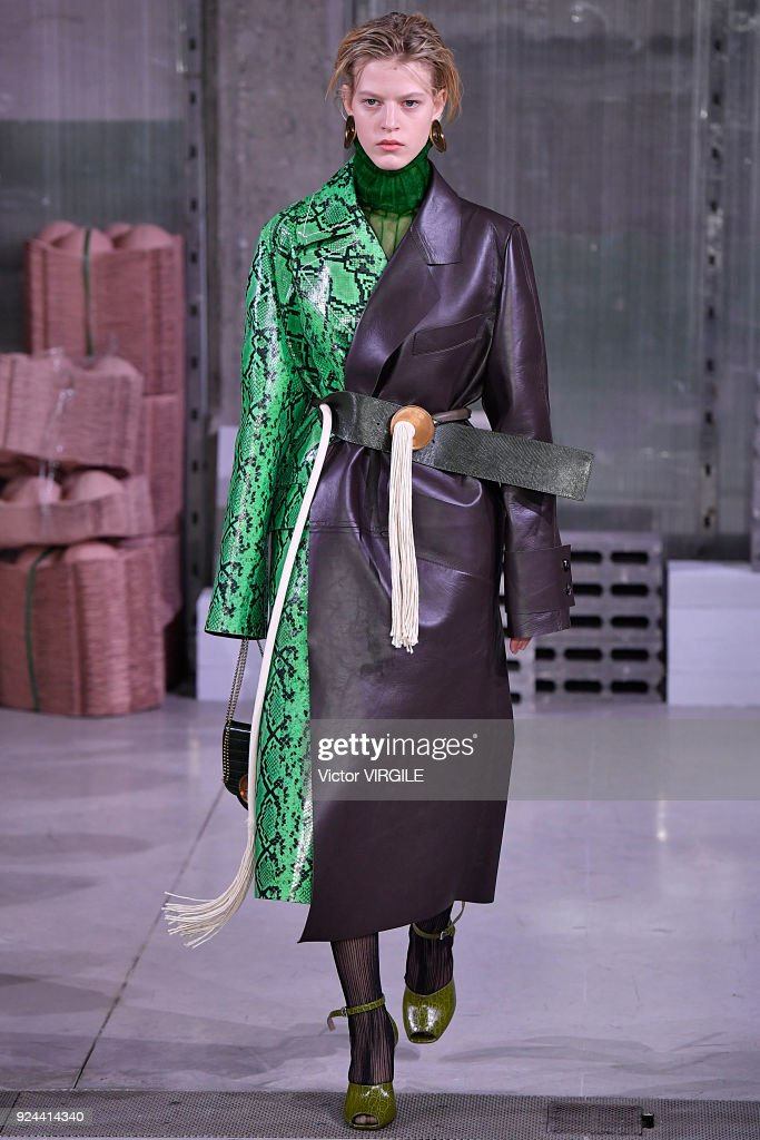 Marni - Runway - Milan Fashion Week Fall/Winter 2018/19