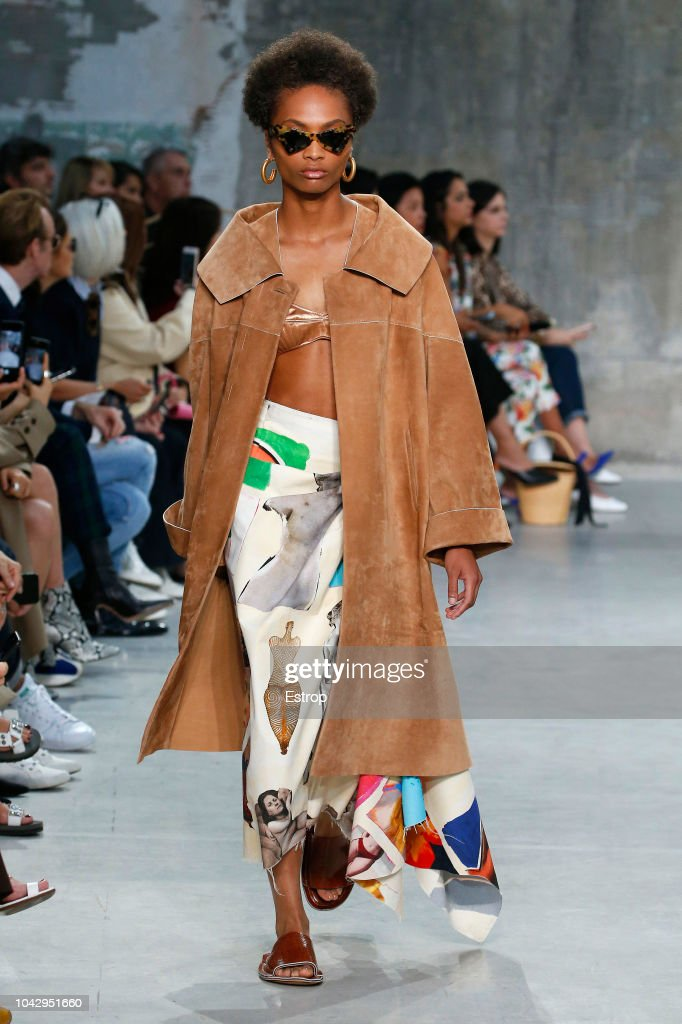Marni - Runway - Milan Fashion Week Spring/Summer 2019 : ニュース写真