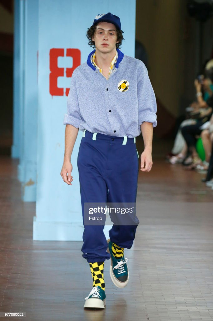 Marni - Runway - Milan Men's Fashion Week Spring/Summer 2019 : ニュース写真