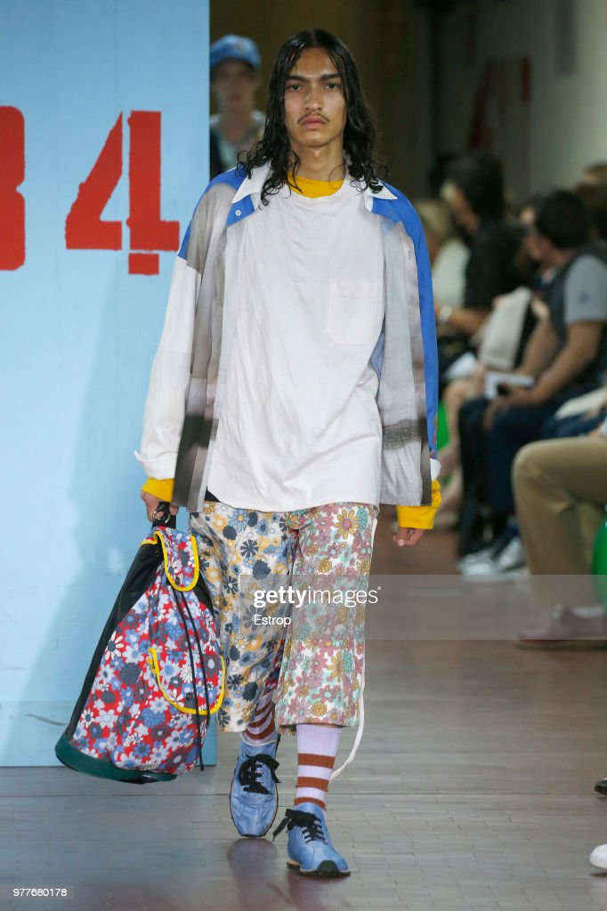 Marni - Runway - Milan Men's Fashion Week Spring/Summer 2019 : ニュース写真
