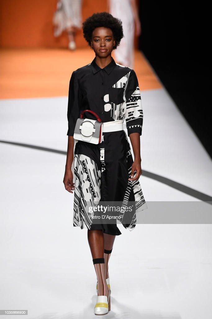 Maryling - Runway - Milan Fashion Week Spring/Summer 2019 : News Photo