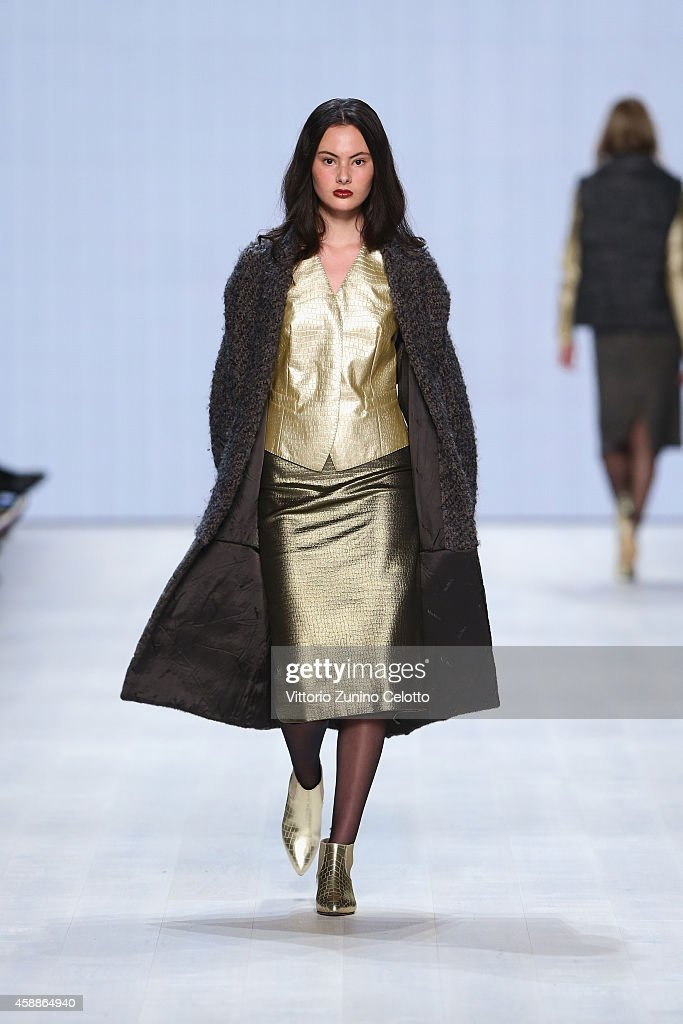Max Mara - Mercedes-Benz Fashion Days Zurich 2014 : News Photo