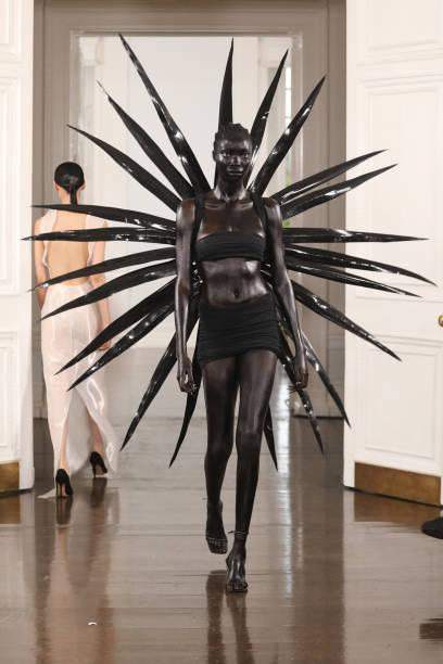 GBR: Fashion East - Runway - LFW September 2021