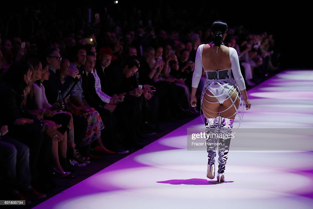 Maybelline Hot Trendsxhibition 2017 Show - Mercedes-Benz Fashion Week Berlin A/W 2017 : News Photo