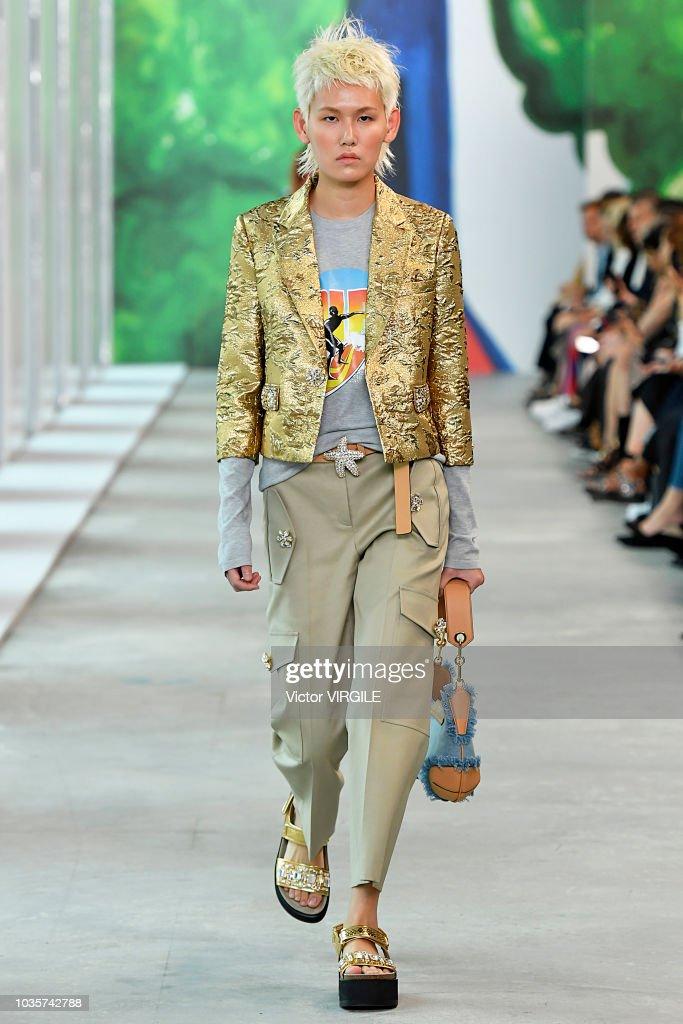 Michael Kors - Runway - September 2018 - New York Fashion Week : ニュース写真