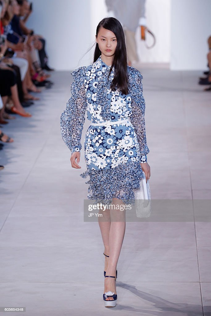 Michael Kors Spring 2017 Runway Show : News Photo