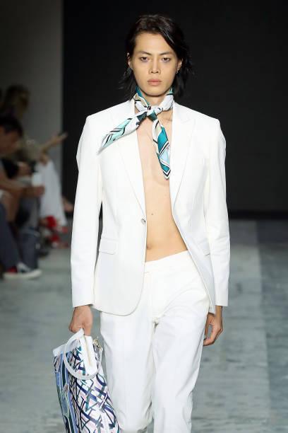 ITA: Miguel Vieira - Runway - Milan Men's Fashion Week Spring/Summer 2020