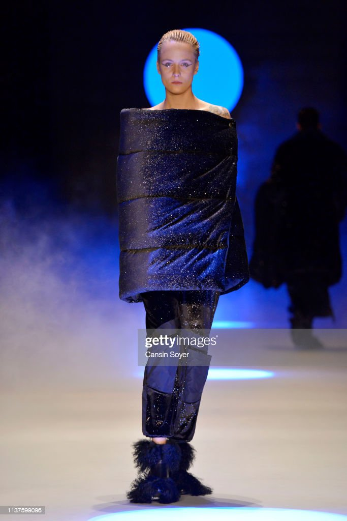 TUR: MiiN by Kadir Kilic - Runway - Mercedes-Benz Fashion Week Istanbul - March 2019