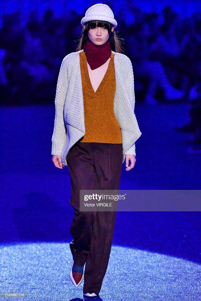 ITA: Missoni - Runway - Milan Fashion Week Autumn/Winter 2019/20