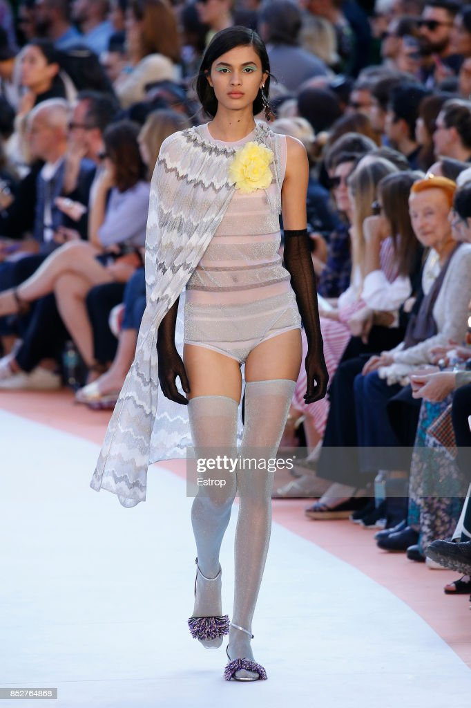 Missoni - Runway - Milan Fashion Week Spring/Summer 2018 : ニュース写真