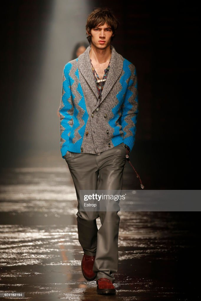 Missoni - Runway - Milan Fashion Week Fall/Winter 2018/19 : News Photo