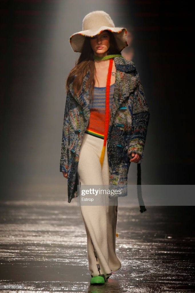 Missoni - Runway - Milan Fashion Week Fall/Winter 2018/19 : ニュース写真