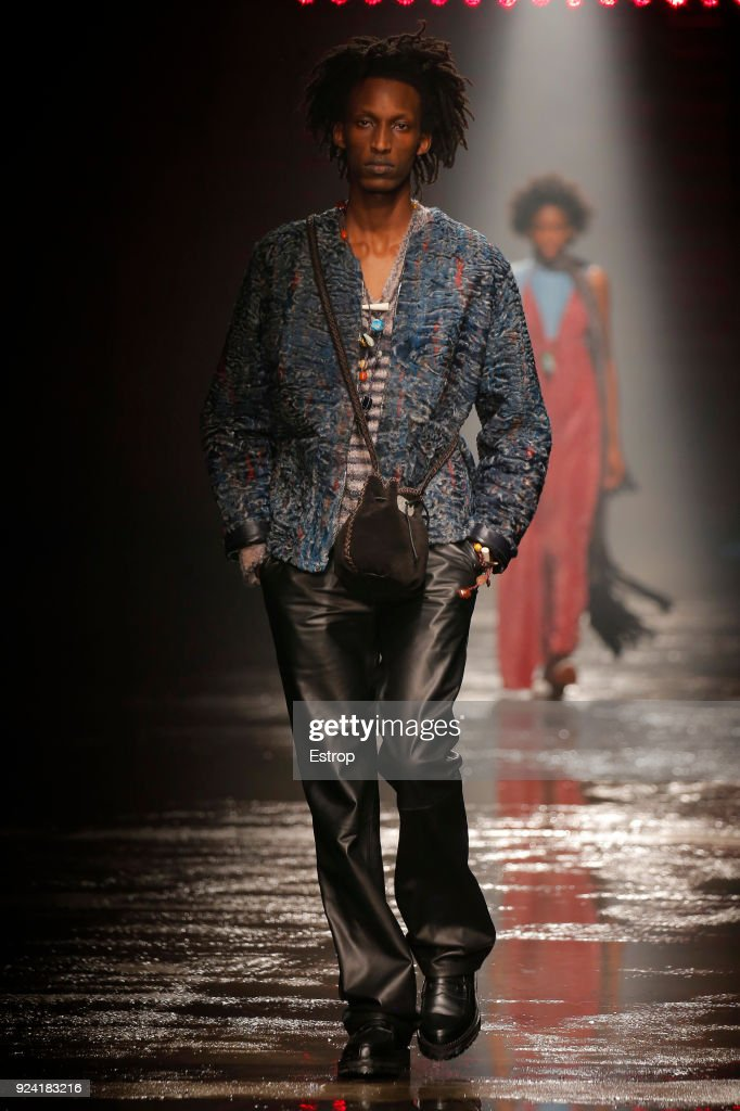 Missoni - Runway - Milan Fashion Week Fall/Winter 2018/19 : Nachrichtenfoto