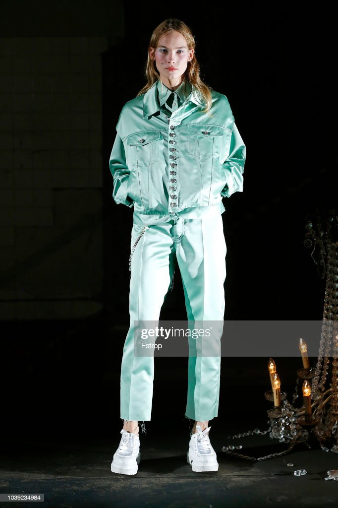 MM6 Maison Margiela - Runway - LFW September 2018 : ニュース写真