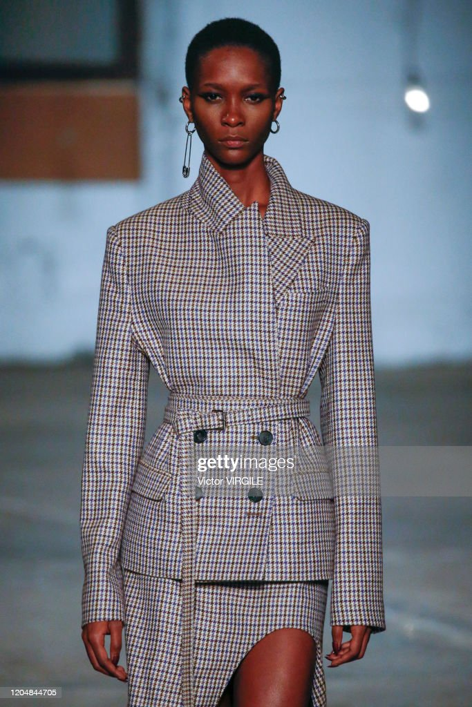 Monse - Runway - February 2020 - New York Fashion Week : News Photo