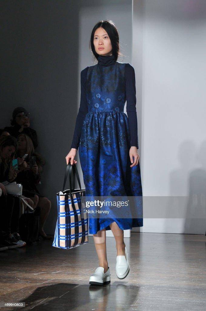 Mother Of Pearl: Presentation - London Fashion Week AW14 : News Photo