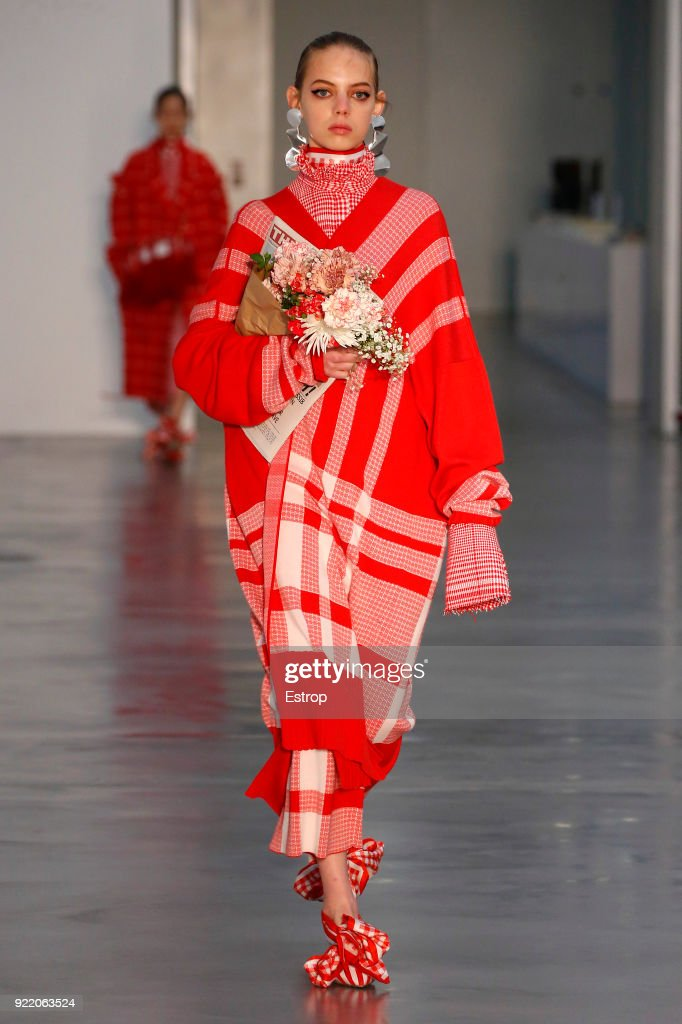 Mother of Pearl - Runway - LFW February 2018