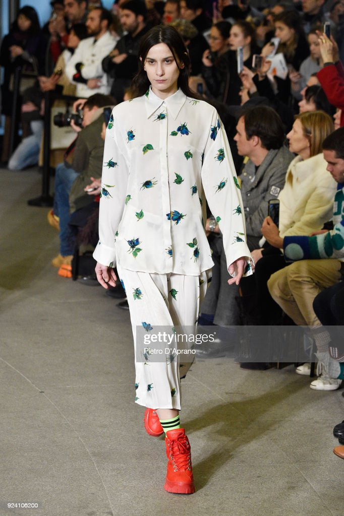 MSGM - Runway - Milan Fashion Week Fall/Winter 2018/19