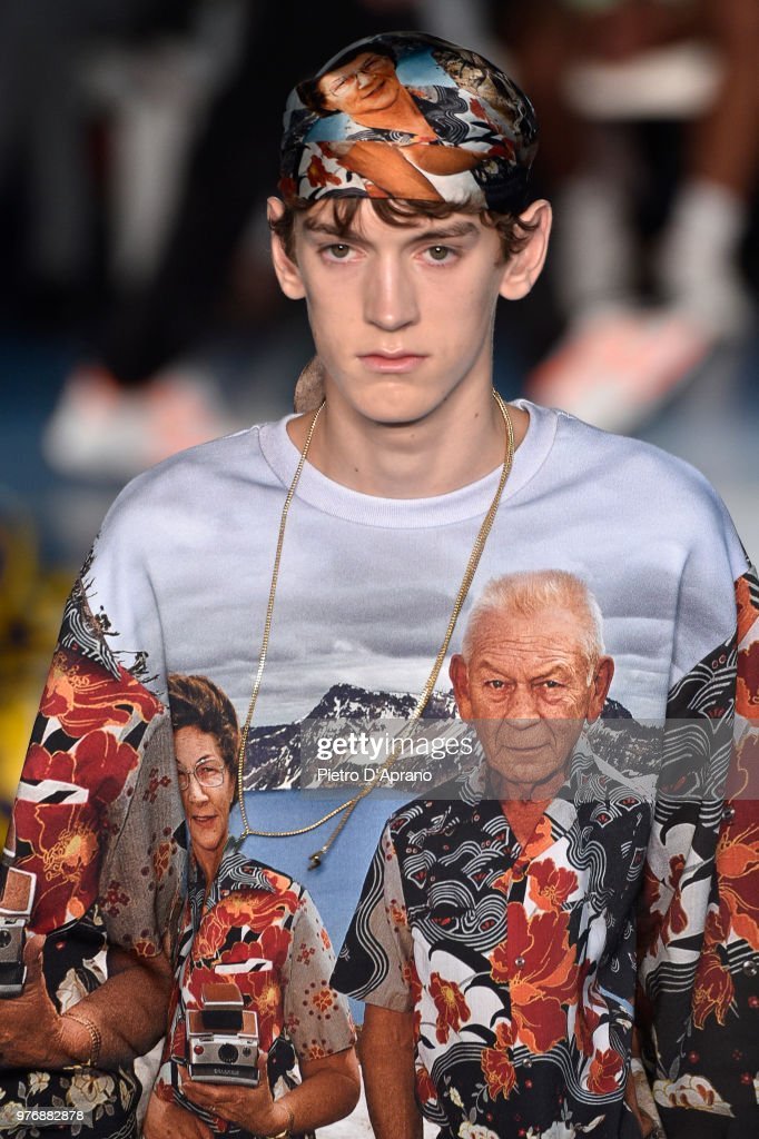 MSGM - Runway - Milan Men's Fashion Week Spring/Summer 2019