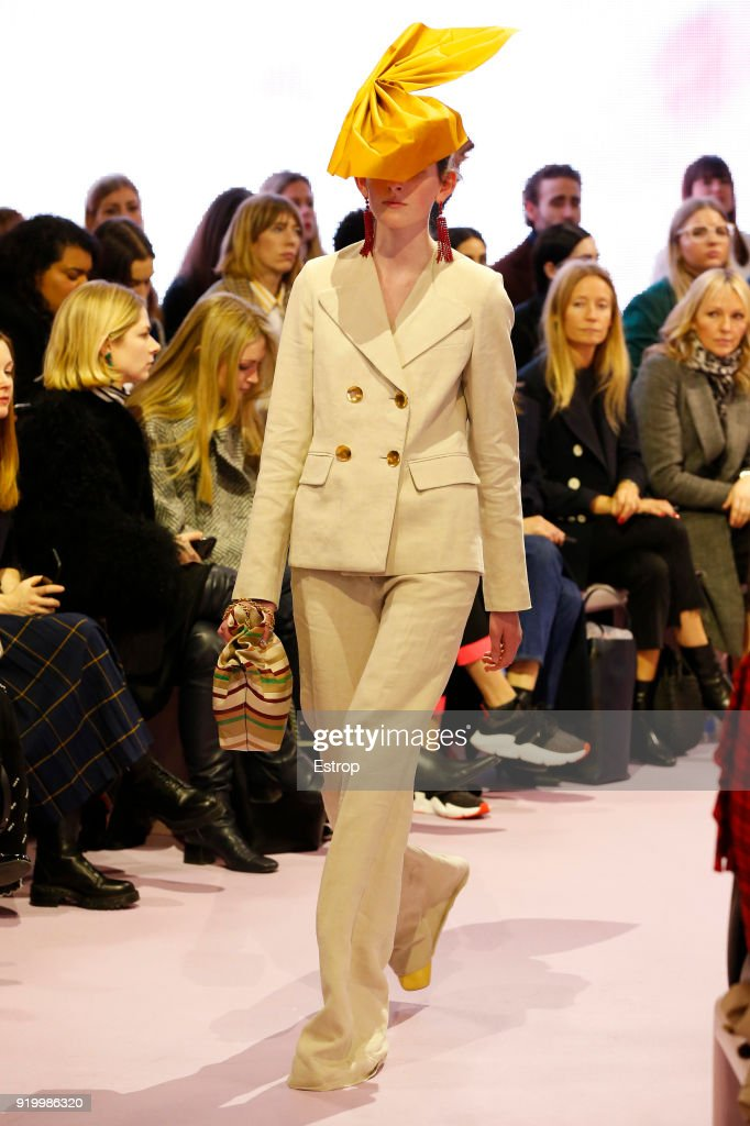 Mulberry - Runway - LFW February 2018 : News Photo