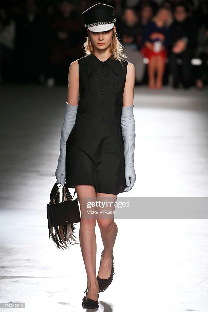 N.21 - Runway - Milan Fashion Week Fall/Winter 2018/19 : Nachrichtenfoto