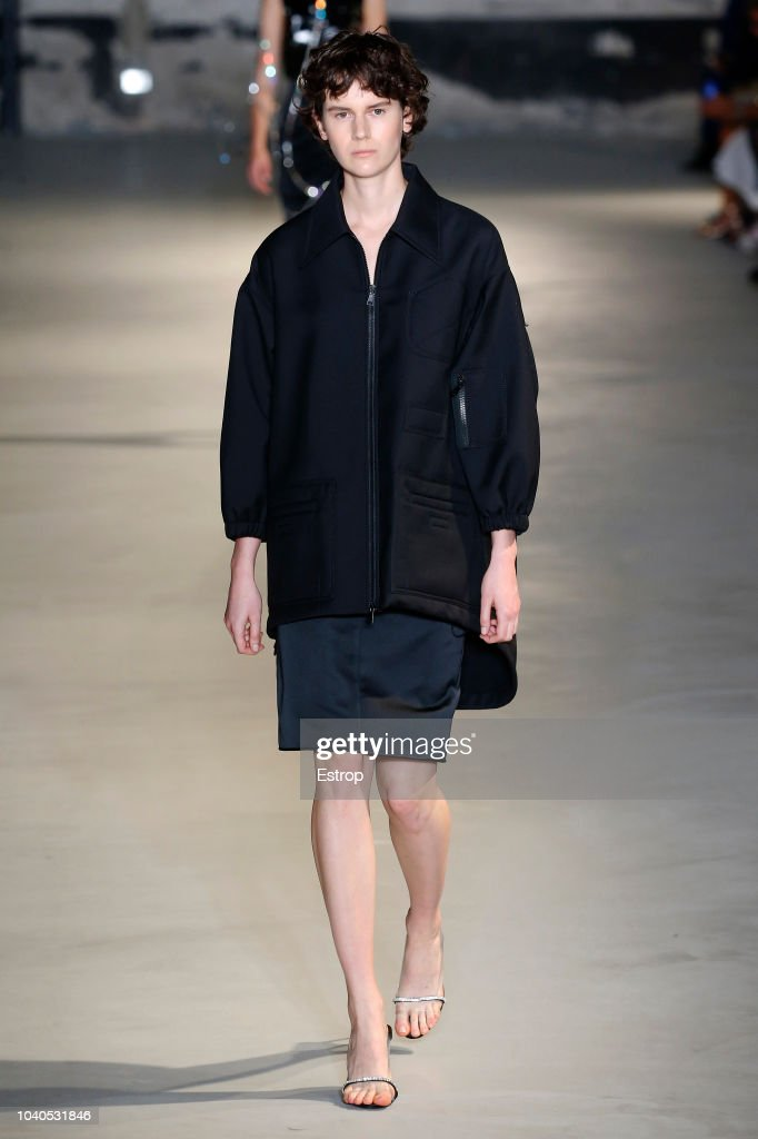 N.21 - Runway - Milan Fashion Week Spring/Summer 2019 : ニュース写真