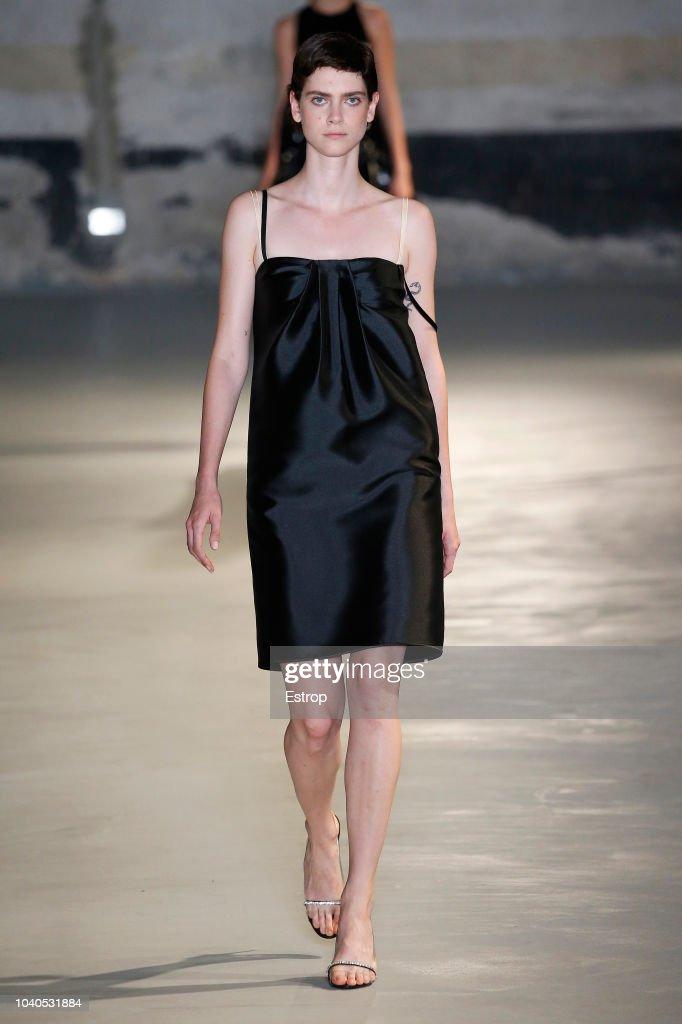 N.21 - Runway - Milan Fashion Week Spring/Summer 2019 : News Photo