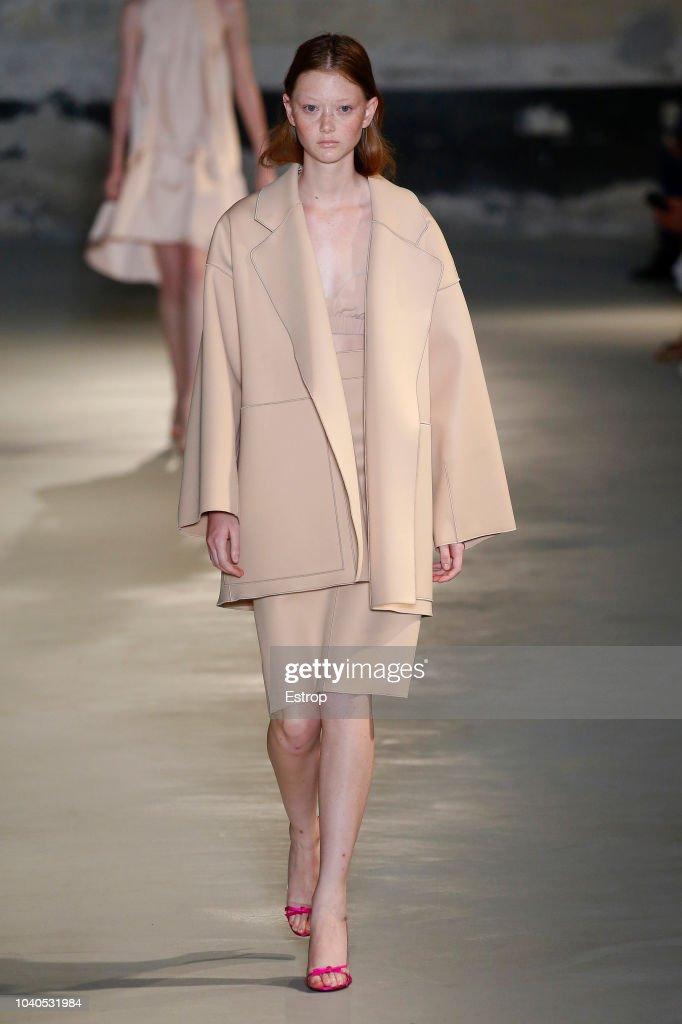 N.21 - Runway - Milan Fashion Week Spring/Summer 2019 : Nachrichtenfoto
