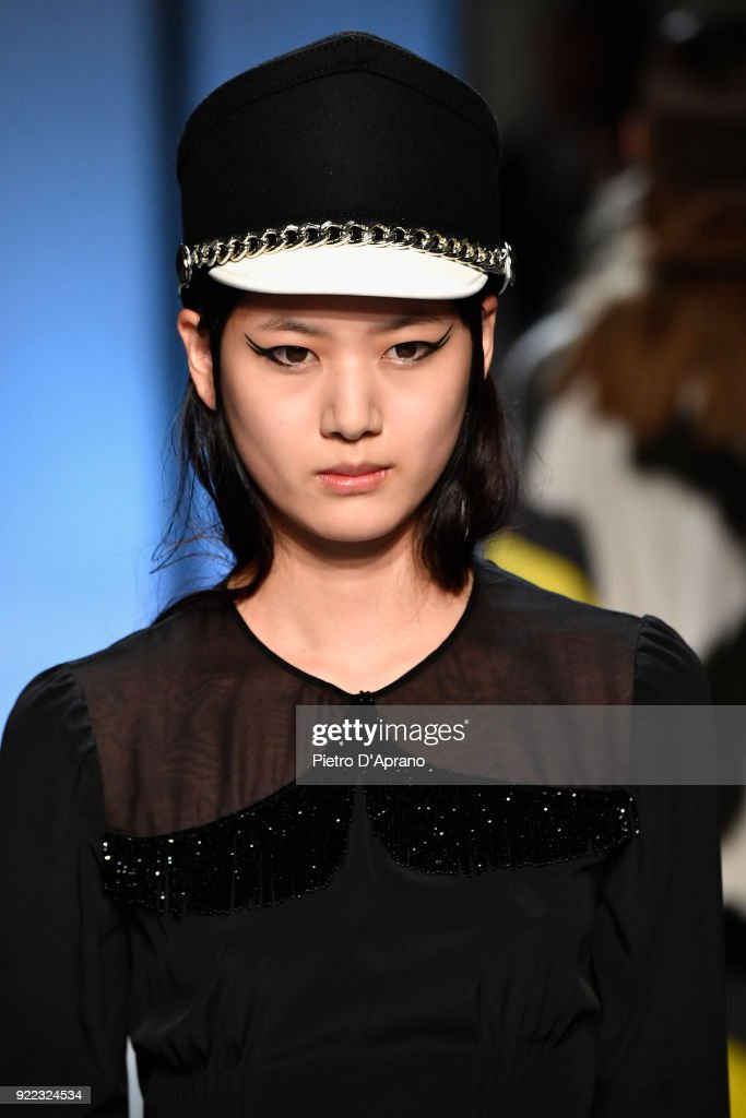 N.21 - Runway - Milan Fashion Week Fall/Winter 2018/19 : News Photo
