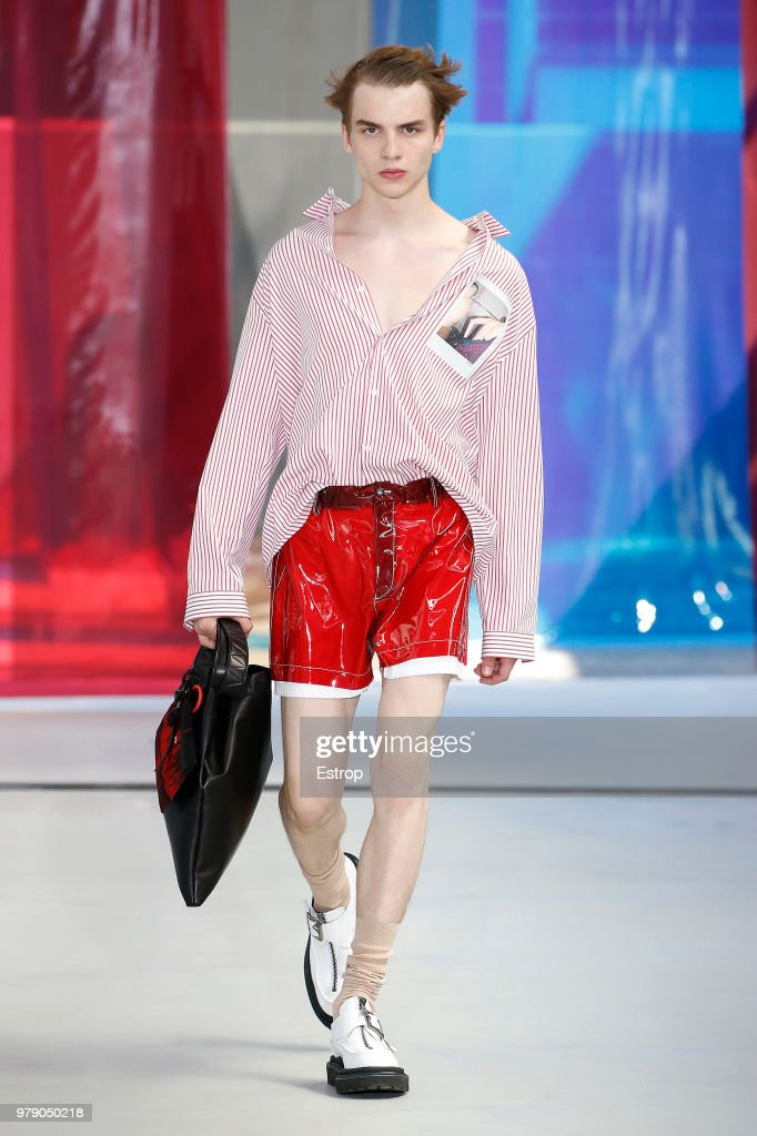 N.21 - Runway - Milan Men's Fashion Week Spring/Summer 2019
