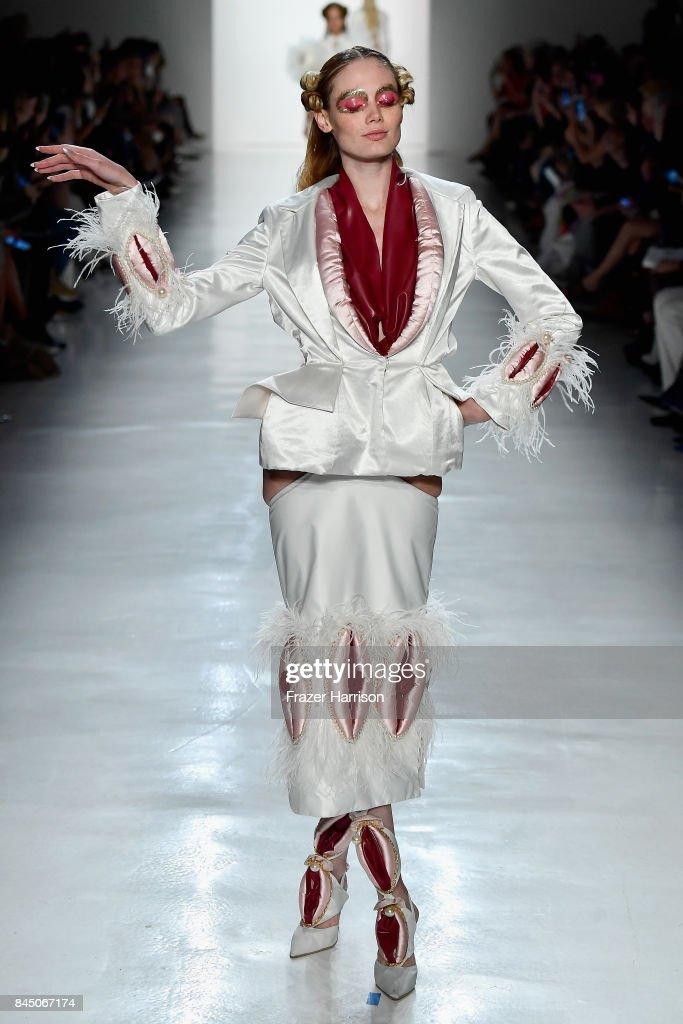Namilia - Runway - September 2017 - New York Fashion Week: The Shows : News Photo