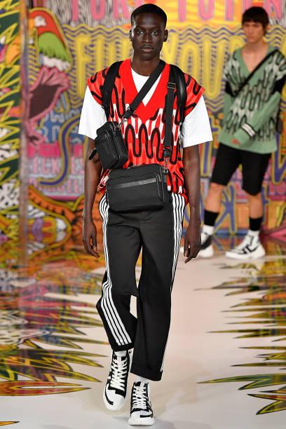 ITA: Neil Barrett - Runway - Milan Men's Fashion Week Spring/Summer 2020
