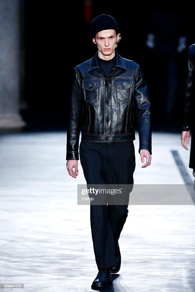 Neil Barrett - Runway - Milan Men's Fashion Week Fall/Winter 2017/18 : News Photo