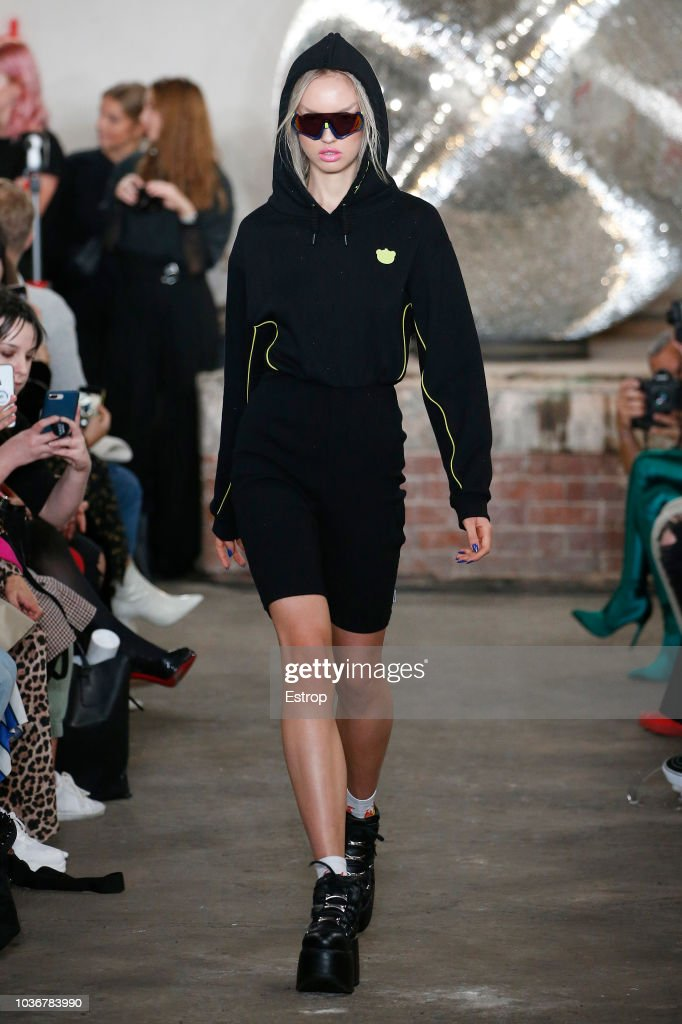 Nicopanda - Runway - LFW September 2018 : ニュース写真