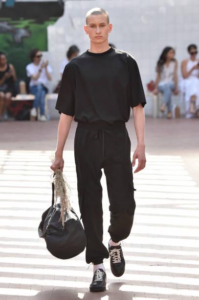 ITA: Numero 00 - Runway - Milan Men's Fashion Week Spring/Summer 2020
