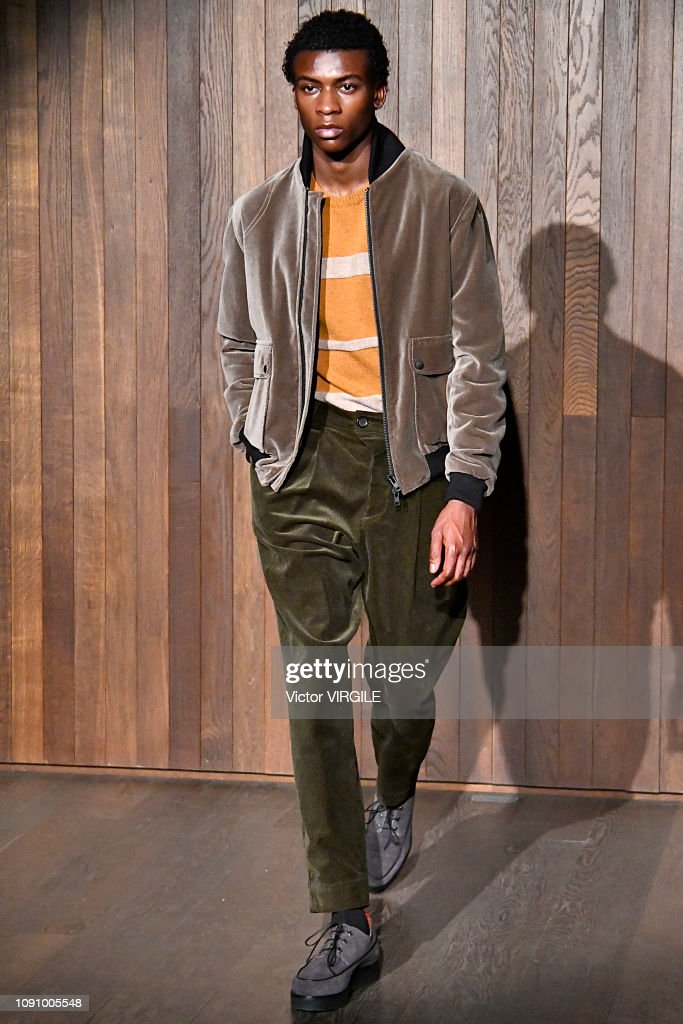 Oliver Spencer - Runway - LFWM January 2019 : ニュース写真