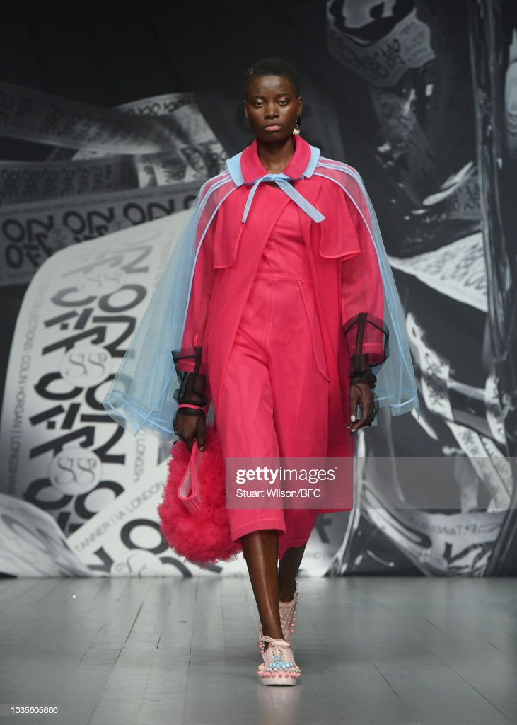 On|Off Presents Longshaw Ward - Runway - LFW September 2018