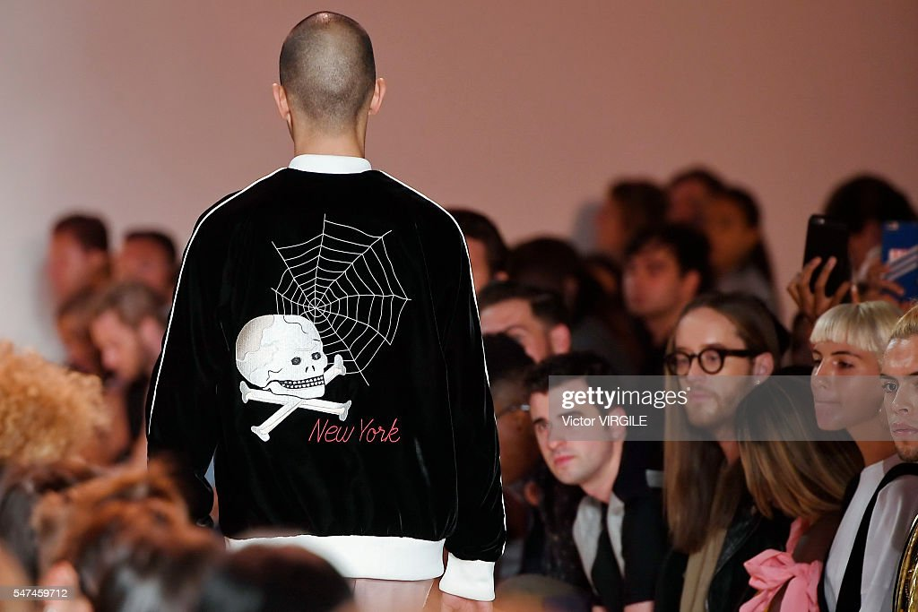 Ovadia & Sons - Runway - New York Fashion Week: Men's S/S 2017 : News Photo