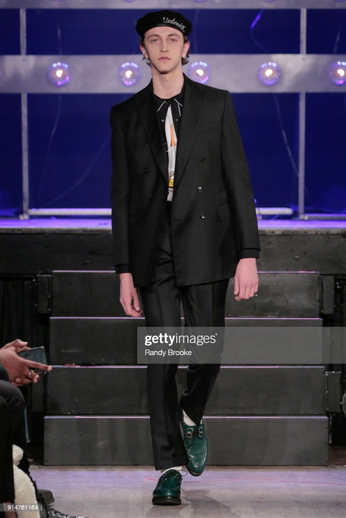 Ovadia & Sons - Runway - February 2018 - New York Fashion Week: Mens' : ニュース写真