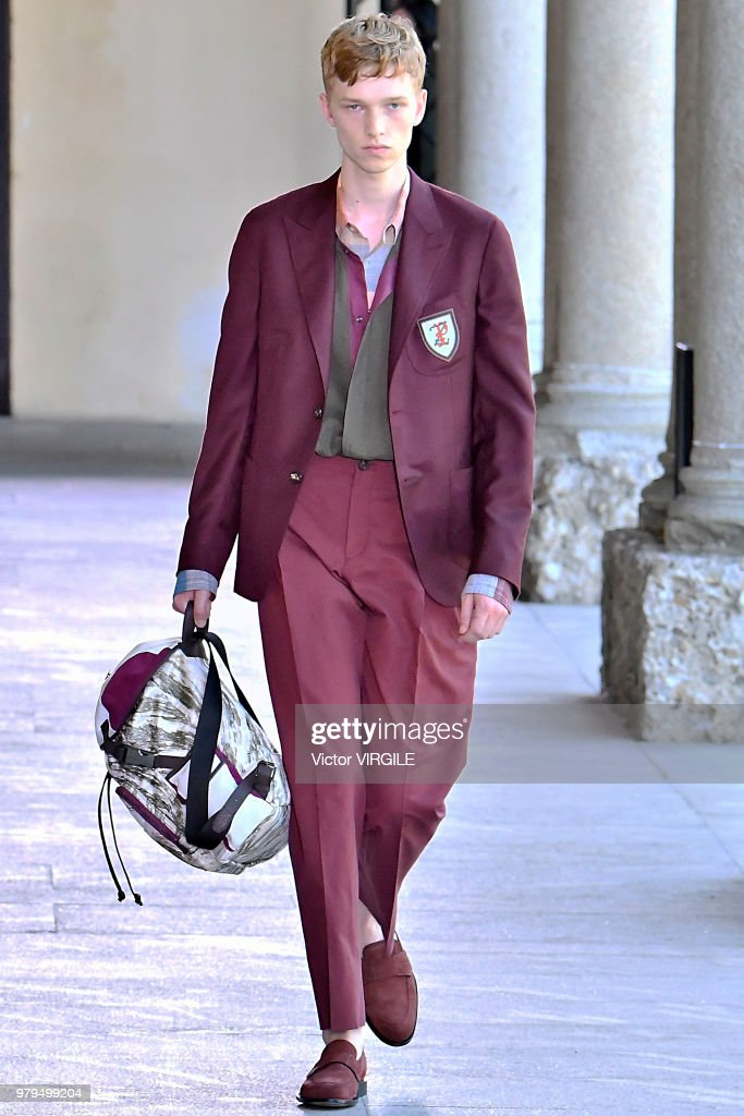 Pal Zileri - Runway - Milan Men's Fashion Week Spring/Summer 2019
