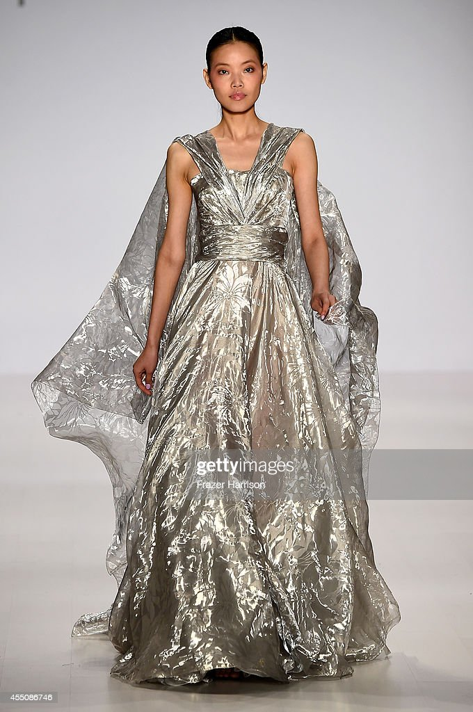 Mercedes-Benz Fashion Week Spring 2015 - Official Coverage - Best Of Runway Day 6 : News Photo