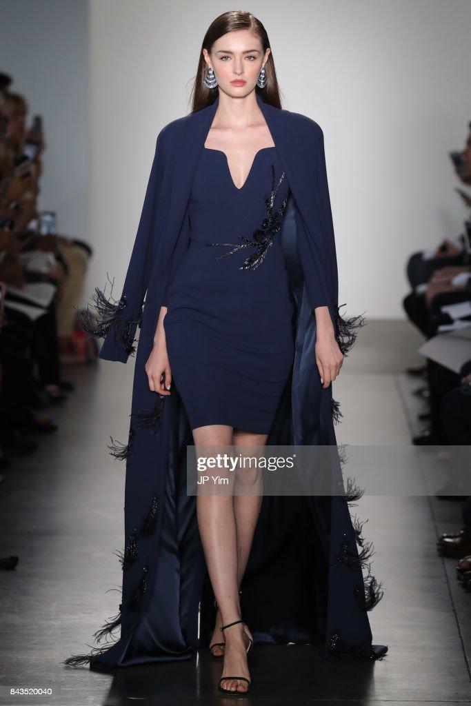 Pamella Roland - Runway - September 2017 - New York Fashion Week : ニュース写真