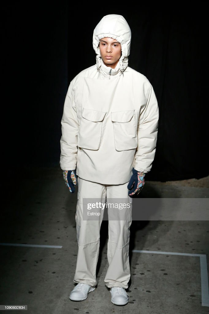 Paria Farzaneh - Runway - LFWM January 2019 : ニュース写真