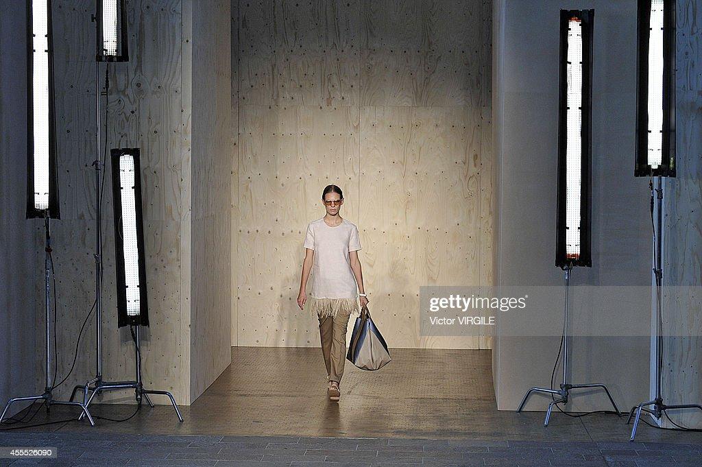 Paul Smith: Runway - London Fashion Week SS15 : News Photo